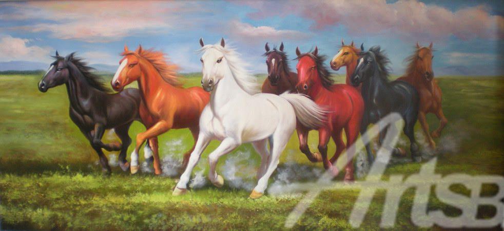 动物油画 阿特斯艺术商城