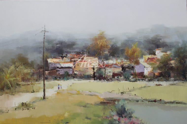 油画 中国风格油画 乡村田园油画  标记: 印象油画详情 >> 起订量: 1