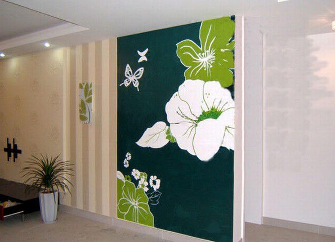 客厅墙绘-客厅墙绘价格-客厅墙绘素材