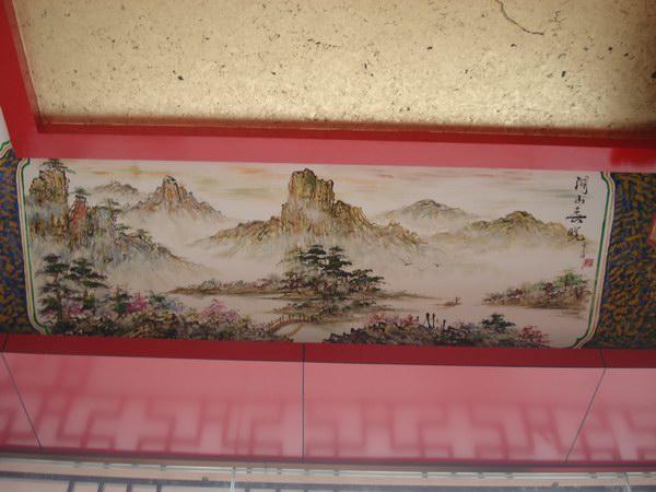 古建筑墙绘 24图